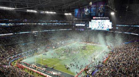 Super Bowl NFL estadio