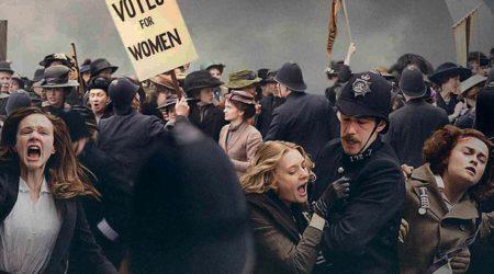 Dia da mulher - filme as sufragistas