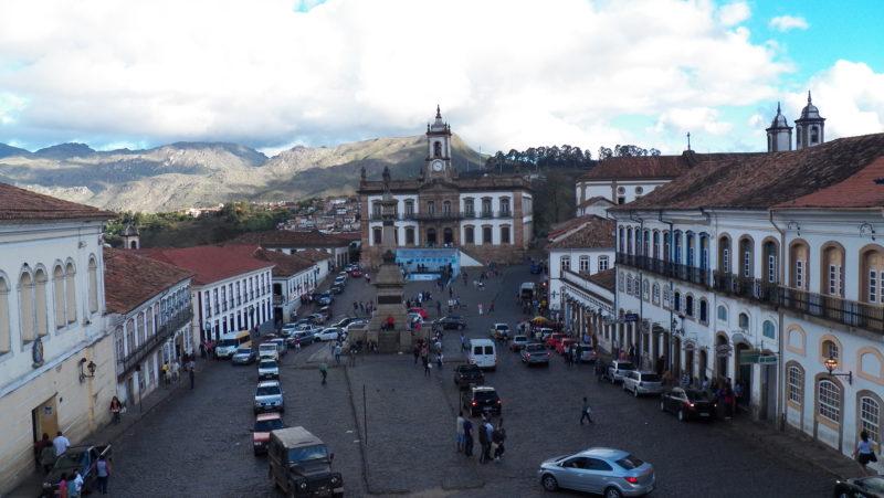 Patrimônio Histórico Minas Gerais