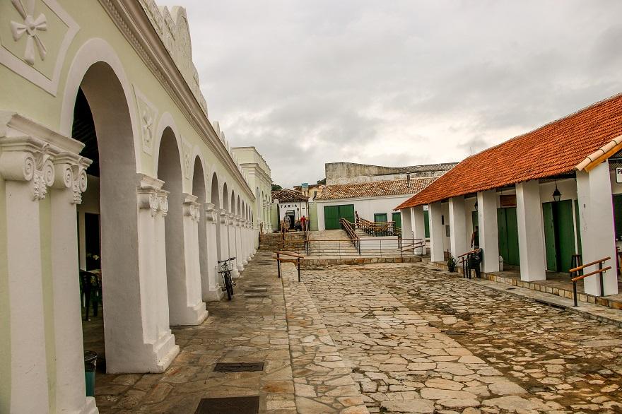 Patrimônio Histórico Goias