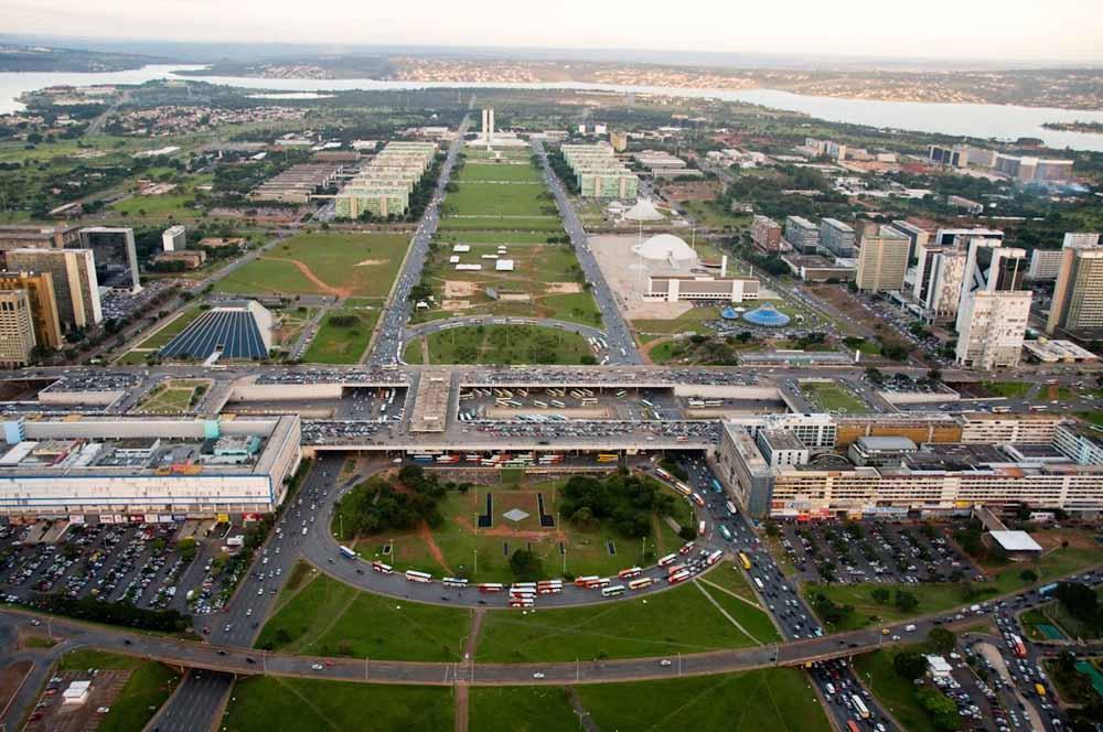 Patrimônio Histórico Brasília