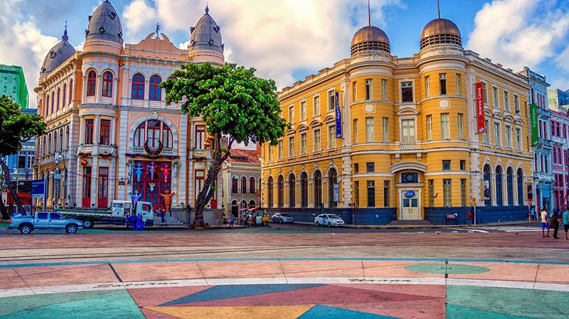 Patrimônio Histórico Pernambuco