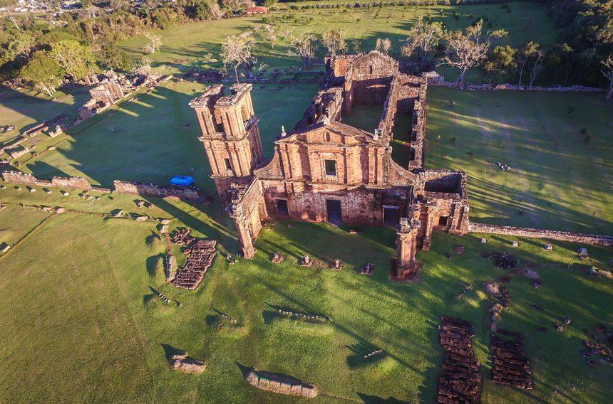 Patrimônio Histórico Rio Grande do Sul
