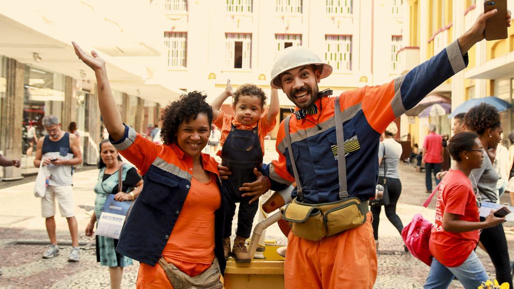 Família Girassol em Juiz de Fora