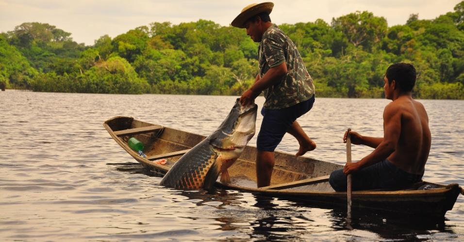 Pesca ilegal na Amazônia - Fala Zé