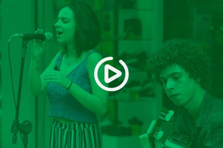 Música - Vai Ali na Rua Sarah e Gustavo