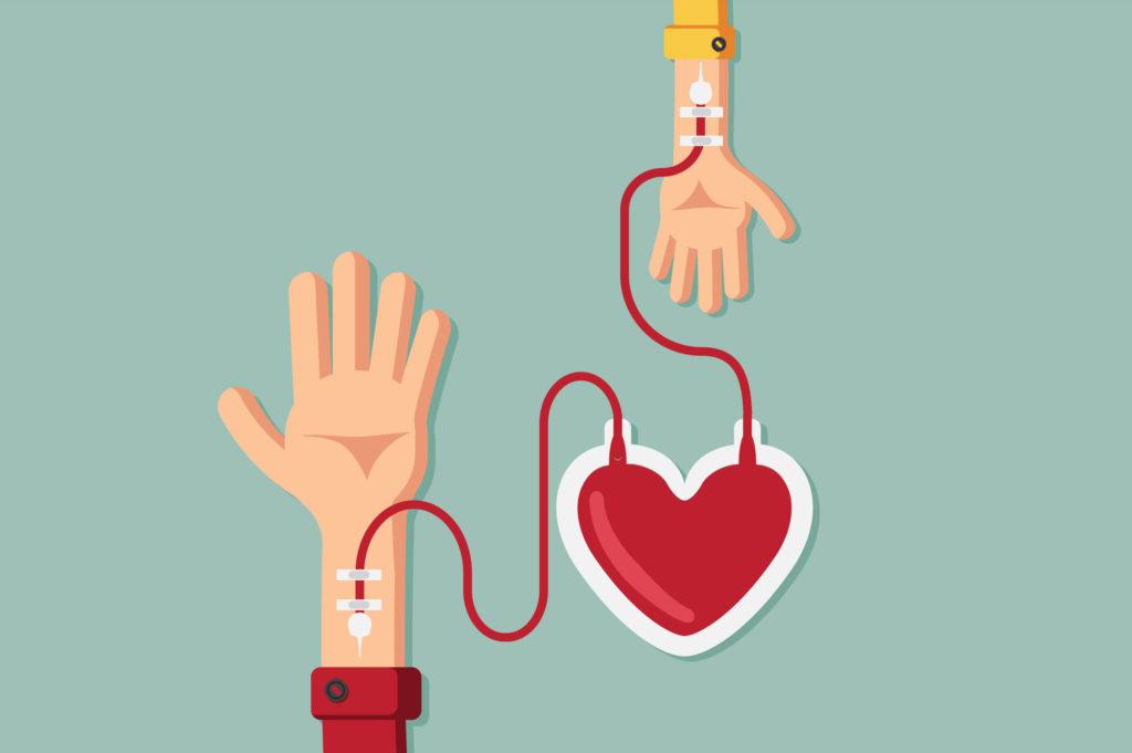 doar sangue Vai Ali