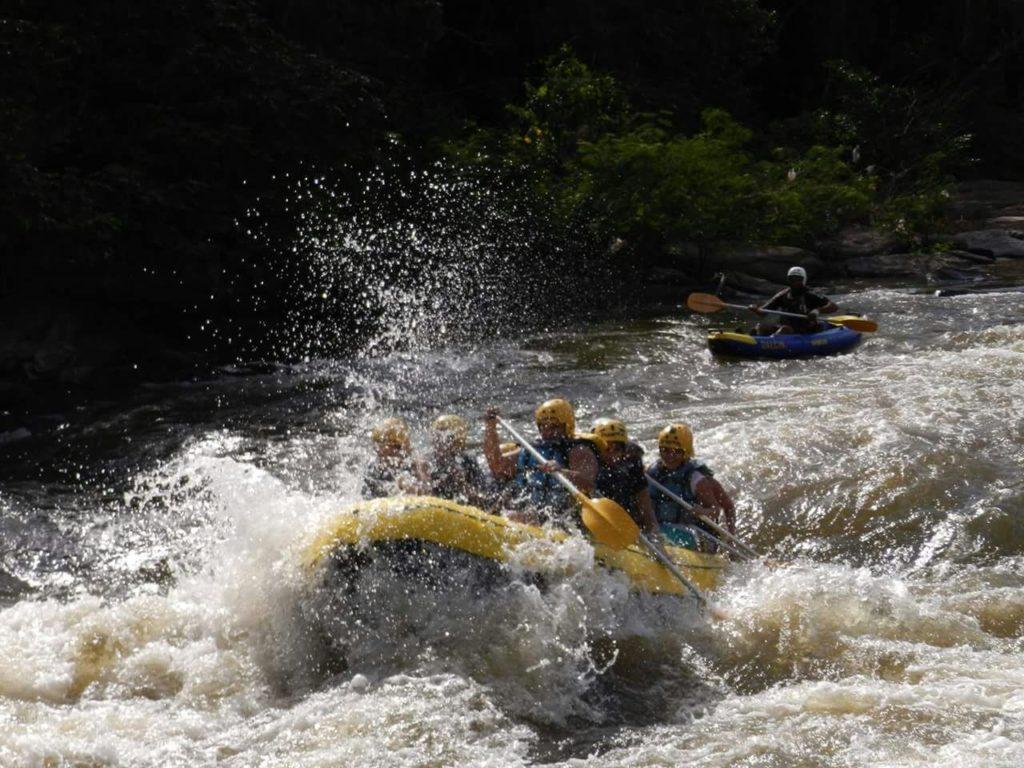 rafting - Esportes radicais em Juiz de Fora