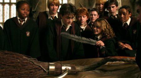 Harry Potter Netflix de março