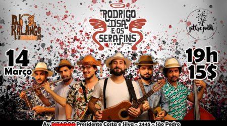 Rodrigo D'Sá e os Serafins