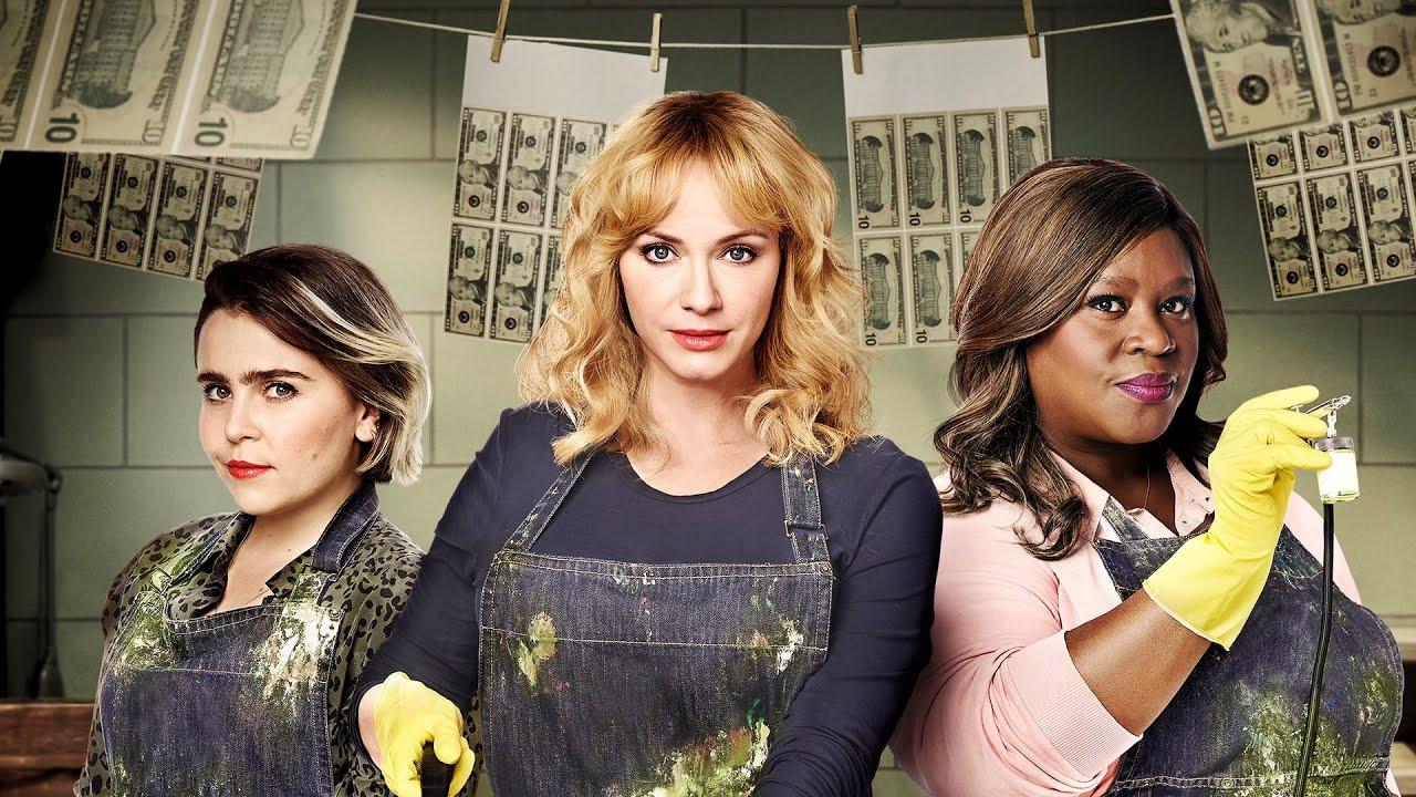 Good Girls Lançamento Netflix