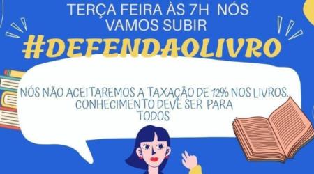 #defendaolivro 2